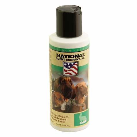 Rabbit Scent for Dog Training - 4 oz.