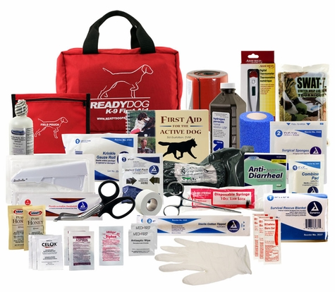Ready Dog Tactical Canine First Aid / Trauma Kit