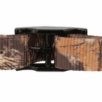 shop Realtree Max 4 Center Ring Camo Collar Back of Buckle Detail