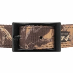 shop Realtree Max 4 Center Ring Camo Collar Front of Buckle Detail