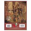 buy discount  RealTree Whitetail Deer Hunting Coloring Book back cover
