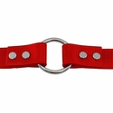 buy discount  RED 1 in. Day Glow Center Ring Collar Ring Inside