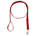 buy discount  Red 1 in. x 6 ft 1-Ply Nylon Leash