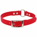 buy discount  Red 3/4 in. Center Ring Day Glow Collar