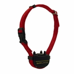 """shop Red 3/4"""" Shown with Tri-Tronics Bark Limiter (not included)"""