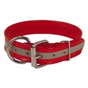 buy discount  Red Beaded Reflective 1 1/2 in. Dee-End Collar