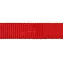 buy discount  Red Nylon Dog Collar Stitching Detail