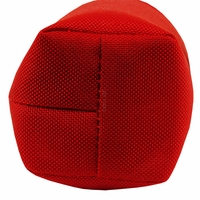 buy  Red RRT Canvas Launcher Dummy with Tail Top View