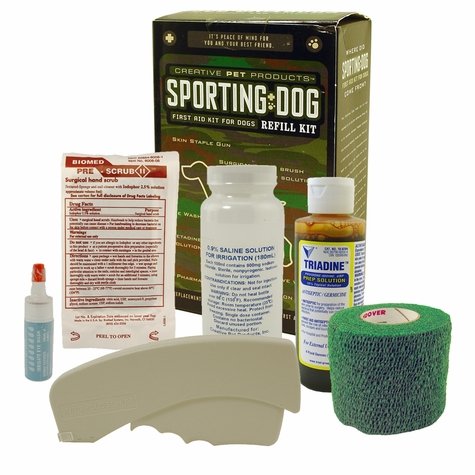 Refill Sporting Dog First Aid Kit