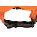 Reflect and Protect Dog Vest Neck Strap Detail