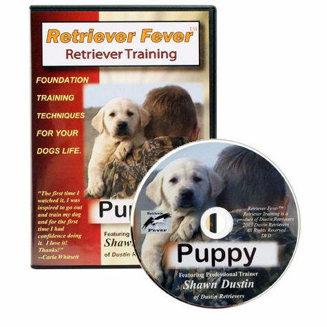 Retriever Fever 1: Puppy -- Retriever Training DVD
