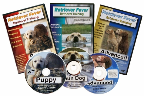 Retriever Fever 3-DVD Set
