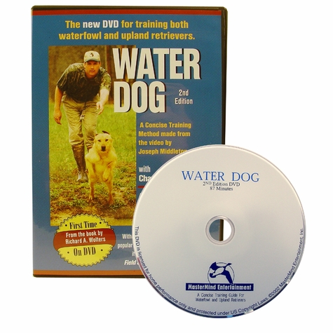 Richard A. Wolters' WATER DOG DVD featuring Charles Jurney
