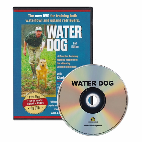 Richard A. Wolters' Water Dog featuring Charles Jurney DVD