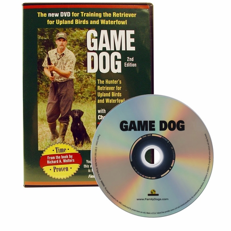 Richard Wolters' Game Dog with Charlie Jurney DVD