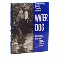 buy discount  Richard Wolters - Water Dog - Retrievers Book