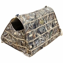 Rig 'Em Right Field Bully Collapsible Dog Blind