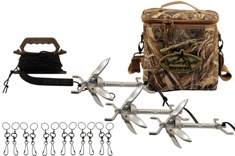 Rig 'Em Right Mega Motion Jerk Rig Kit