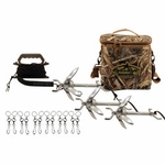 shop Rig 'Em Right Mega Motion Jerk Rig Kit