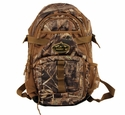 Rig'em Right Stump Jumper Blind and Gear Backpack -- Max 5 Camo