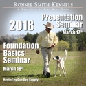 Ronnie Smith Seminar Bundle: Presentation + Foundation Basics -- March 17-18, 2018