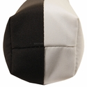 buy discount  RRT Black/White 10 in. Canvas Launcher Top View