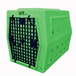 shop Ruff Tough Intermediate Suv Kennel Green