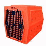 shop Ruff Tough Intermediate Suv Kennel Orange