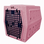 shop Ruff Tough Intermediate Suv Kennel Pink