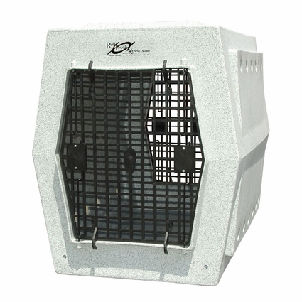 Ruff Tough Kennels Large Double Door Dog Crate