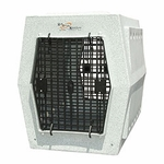 shop Ruff Tough Kennels Large Double Door Dog Crate