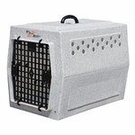 shop Ruff Tough Kennels Medium Dog Crate