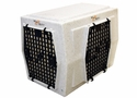 Ruff Tough Kennels Intermediate Right-Side Entry Double Door Dog Crate