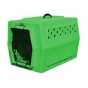 buy discount  Ruff Tough Kennels Small Dog Crate Green