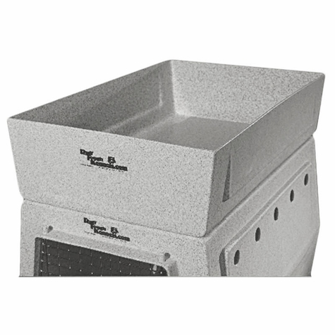 Ruff Tough Kennel Reviews >> Ruff Tough Kennels Stackable Top Tray for Dog Crates. $39.95.