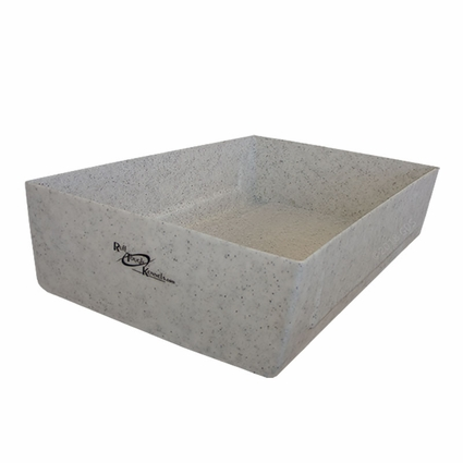 Ruff Tough Kennels Stackable Top Tray for Dog Crates