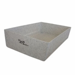 shop Ruff Tough Kennels Stackable Top Tray for Dog Crates