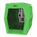 Ruff Tough Large Double Door Crate Green
