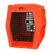 Ruff Tough Large Double Door Crate Orange