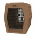 Ruff Tough Large Double Door Crate Tan