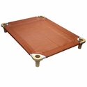 buy discount  Rust/Tan Fabric Model