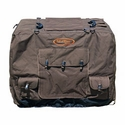 """buy discount  SAVE 20%! -- """"Scratch & Dent"""" Large Extended Brown Dixie Insulated Kennel Cover by Mud River"""