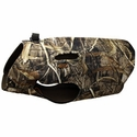 "buy discount  SAVE 20%! -- ""Scratch & Dent"" Mud River Ducks Unlimited Deluxe Dog Vest -- MAX-5 Camo"