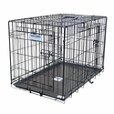 "buy discount  SAVE 20%! -- ""Scratch & Dent"" ProValu 5000 Two Door Folding Dog Crate"