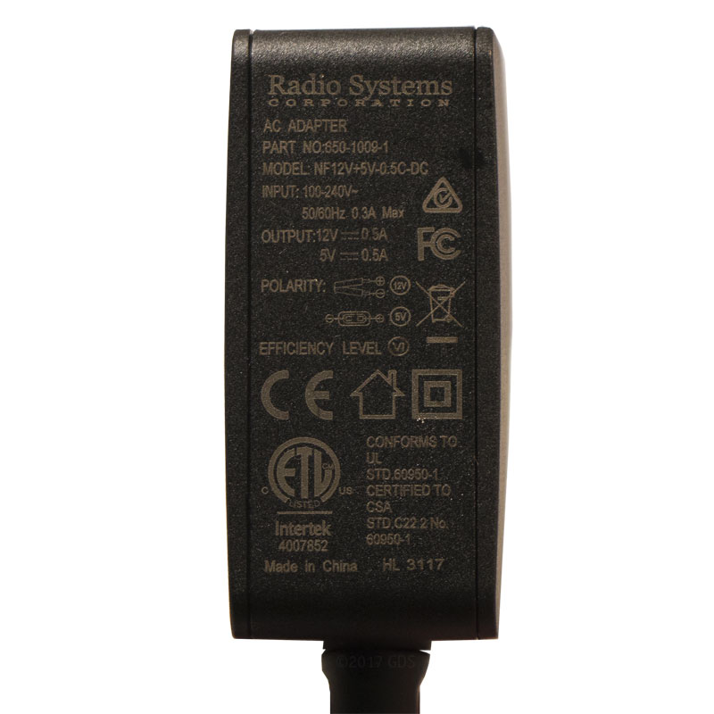 SD-875E Charger Details