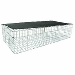 shop Shaded Pigeon Trap 35 in. x 16 in. PT3516/KD/S by SW Cage