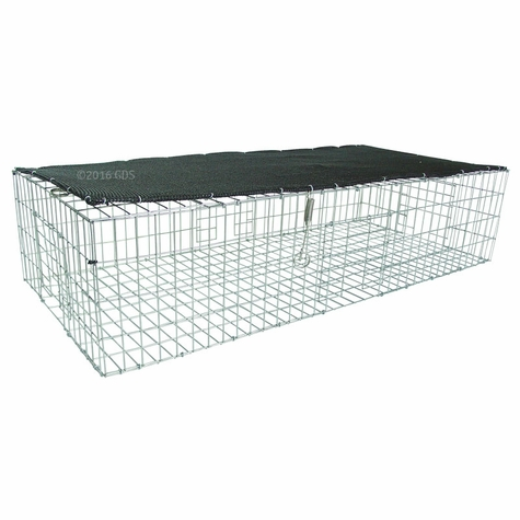 Shaded Pigeon Trap 35 in. x 16 in. PT3516/KD/S by SW Cage