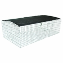 Shaded Pigeon Trap 40 in. x 22 in. PT4022/KD/S by SW Cage