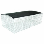 shop Shaded Pigeon Trap 40 in. x 22 in. PT4022/KD/S by SW Cage