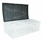 shop Shaded Pigeon Trap Shade Lifted